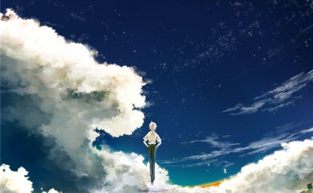 日本画师野崎つばた原画插画作品壁纸CG图片素材美术绘画参考资料