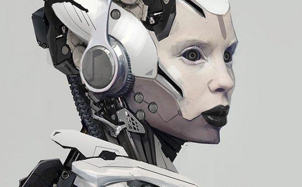英国概念设计师Darren Bartley未来幻想机械生物原画插画图片素材