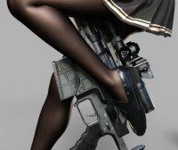 足控-黑丝黑裤袜专题图包(动漫美足vol.1)[254P-523M]