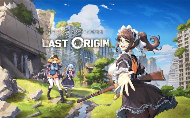 游戏最后的起源(Last Origin)人设立绘合集[272P-462M]