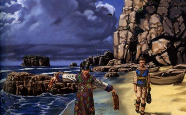 游戏女神侧身像人物角色设定资料集线稿手稿图片素材美术设计资料