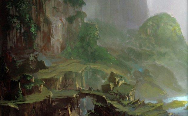 游戏魔兽世界各版本设定集资料画集