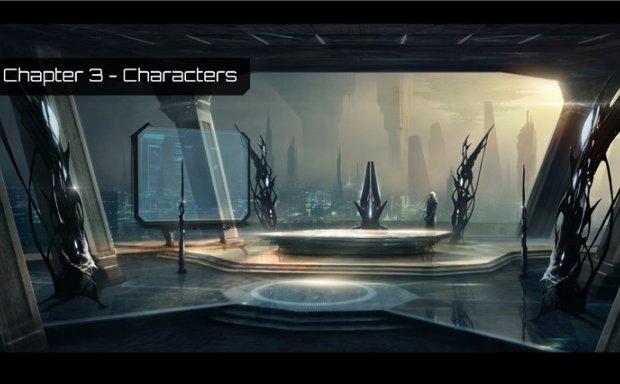 游戏Stellaris群星设定集资料
