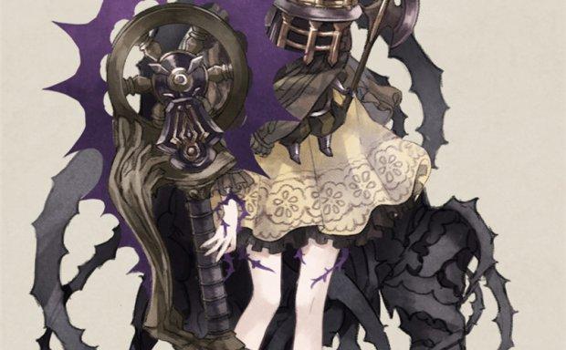 游戏死亡爱丽丝p站pixiv同人插画日系画集图集高清壁纸动漫素材